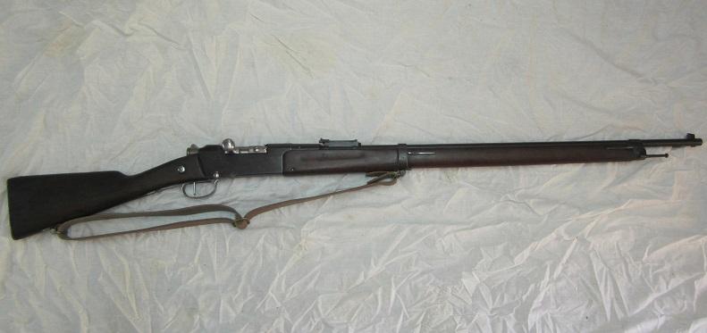 Fusil LEBEL daté 1917 - catégorie D - détention libre - ESC 4 - BAISSE DE PRIX - VENDU Img_1617