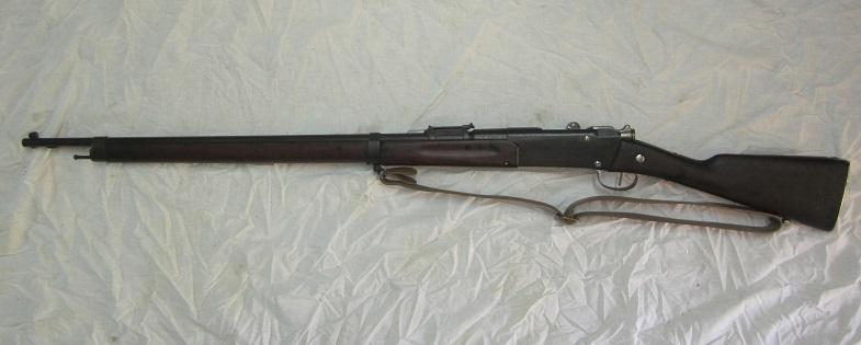 Fusil LEBEL daté 1917 - catégorie D - détention libre - ESC 4 - BAISSE DE PRIX - VENDU Img_1618