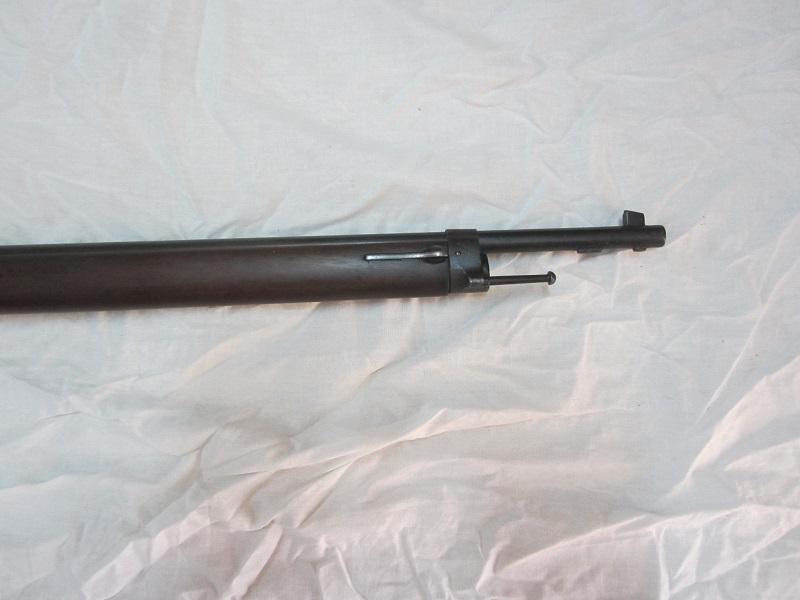 Fusil LEBEL daté 1917 - catégorie D - détention libre - ESC 4 - BAISSE DE PRIX - VENDU Img_1621