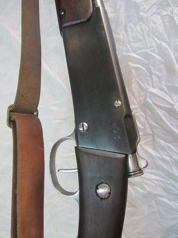 Fusil LEBEL daté 1917 - catégorie D - détention libre - ESC 4 - BAISSE DE PRIX - VENDU Img_1627