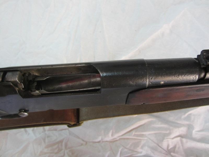 Fusil LEBEL daté 1917 - catégorie D - détention libre - ESC 4 - BAISSE DE PRIX - VENDU Img_1629