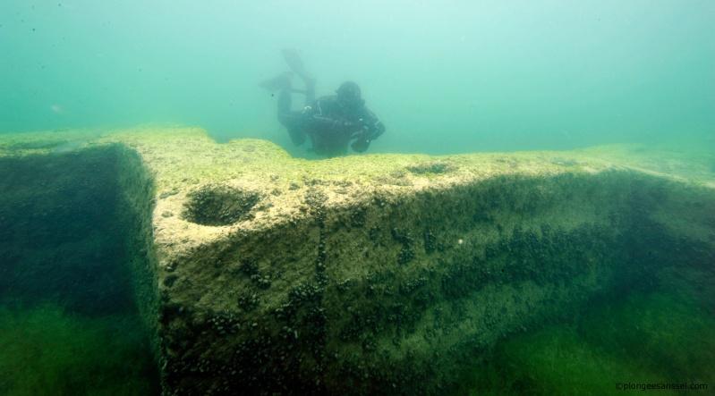 Montalègre, une carrière subaquatique dans le Léman  _dsc9712