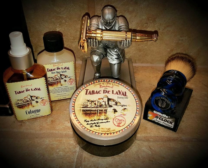 Savon Van Yulay soap of the gods  Laval10