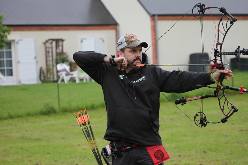 Mr Green est là!!! Xpedition Archery PERFEXION 2015 et DefCon Red 2016 - Page 7 Img_6611