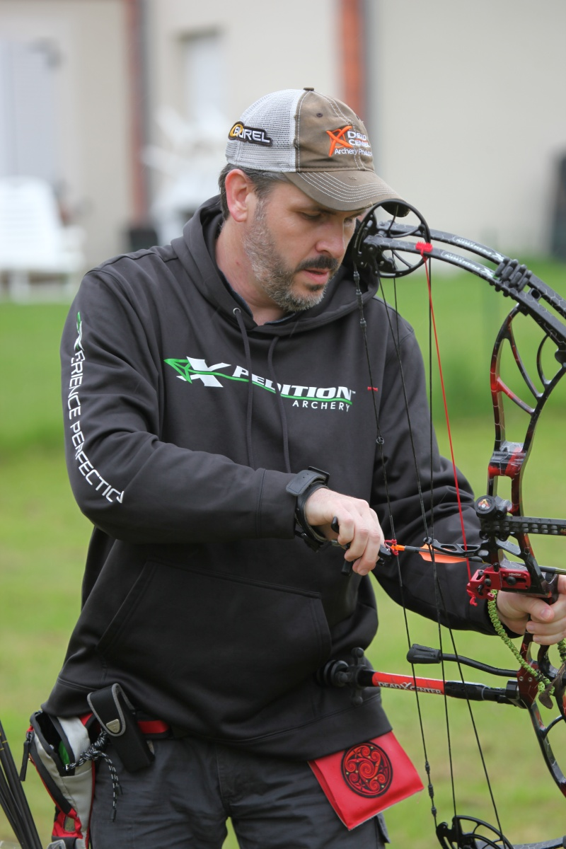 Mr Green est là!!! Xpedition Archery PERFEXION 2015 et DefCon Red 2016 - Page 7 Img_6612