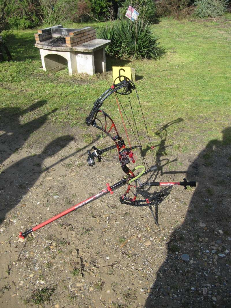 Mr Green est là!!! Xpedition Archery PERFEXION 2015 et DefCon Red 2016 - Page 7 Img_9012