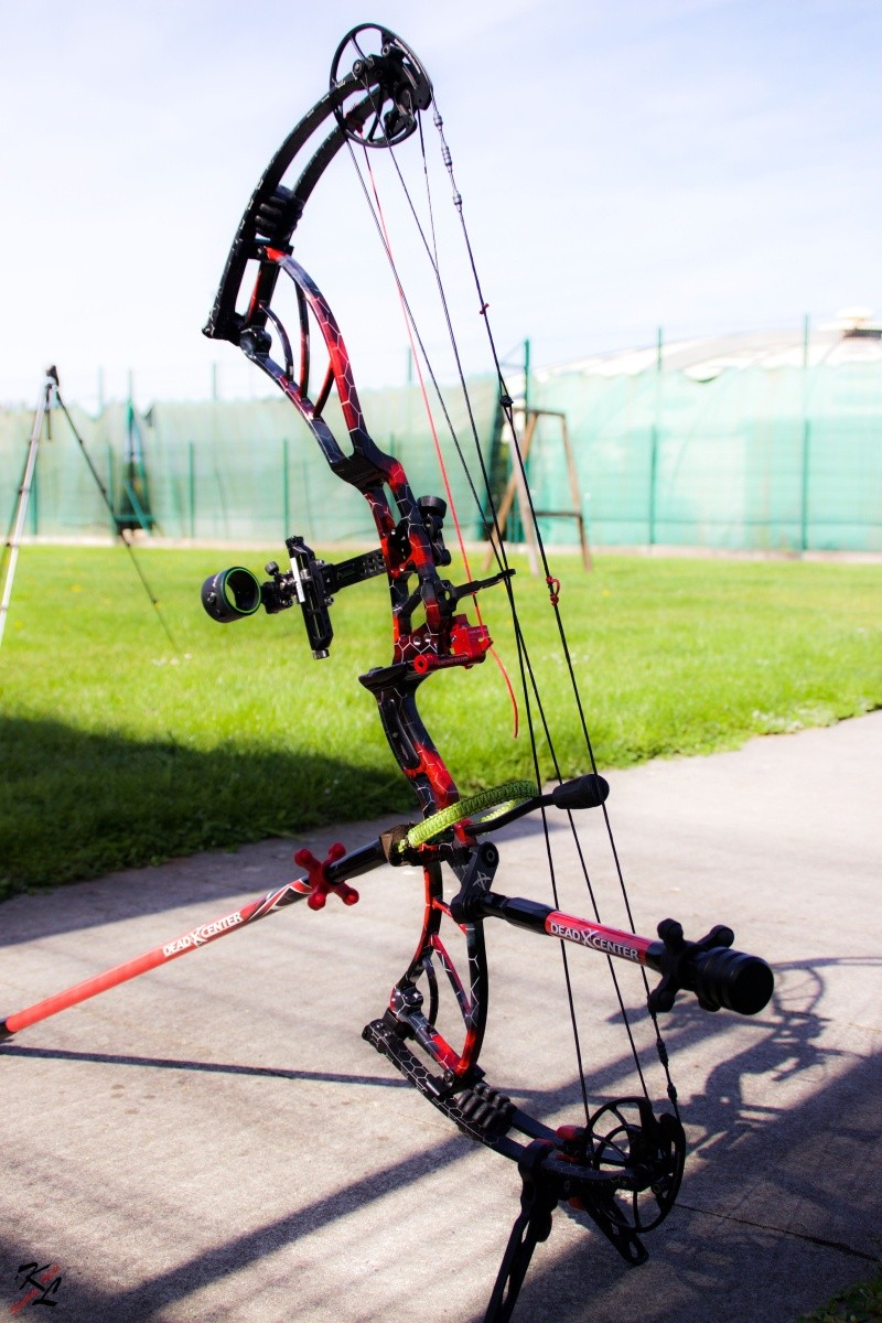 Mr Green est là!!! Xpedition Archery PERFEXION 2015 et DefCon Red 2016 - Page 7 Ketty610