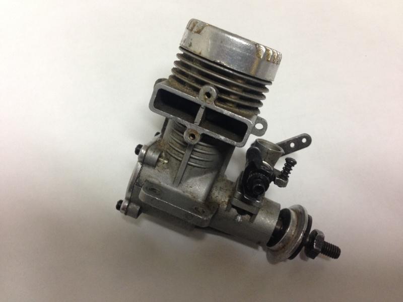Fox .19 RC Engine Fox_1910