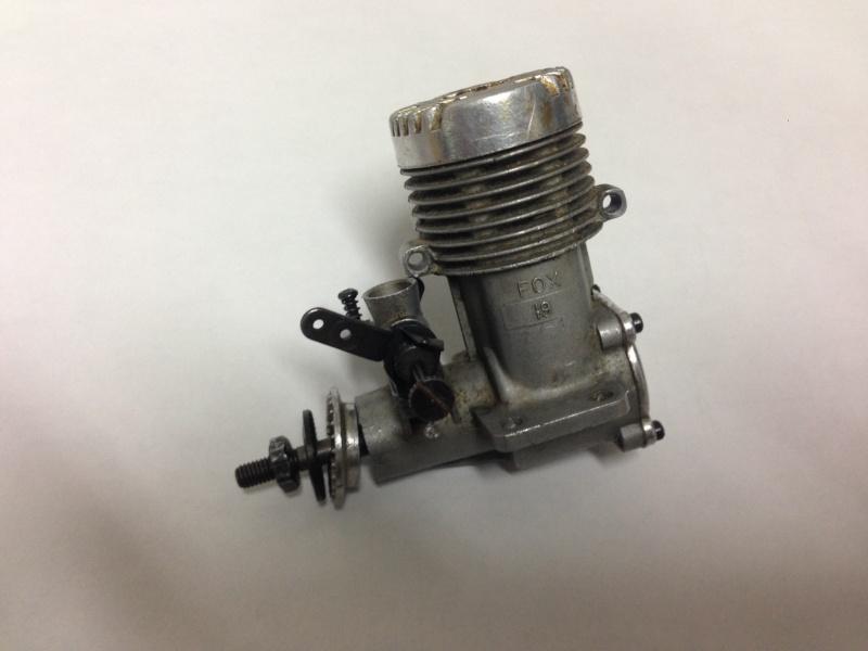 Fox .19 RC Engine Fox_1911