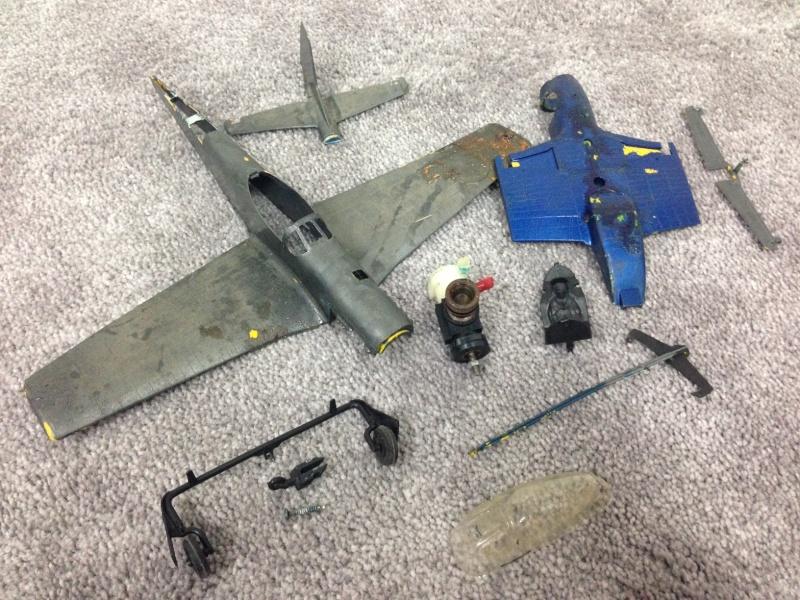 Testors Mustang Help P-5110