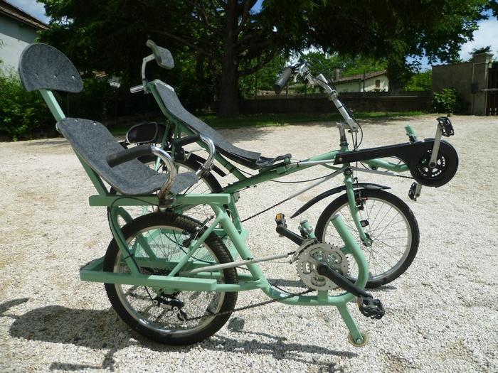 Le side-car pour vélocouché P1030010