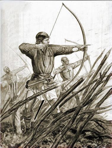 archerie médiévale Azinco10