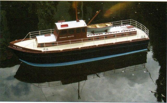 Southampton Harbour Board Triton Triton10