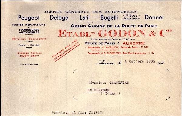 les concessions Peugeot Agence10