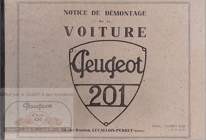 Projet 201 coupé decouvrable CL - Page 2 Couv_d10