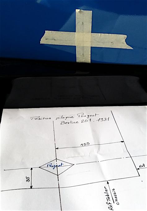 Plaquette de carrosserie - Page 3 Trayag10