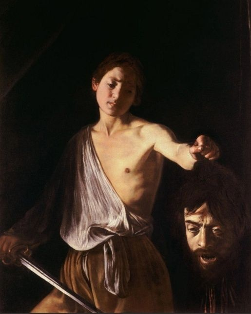 Exposition de Michelangelo Merisi da Caravaggio dit Caravage Carava11