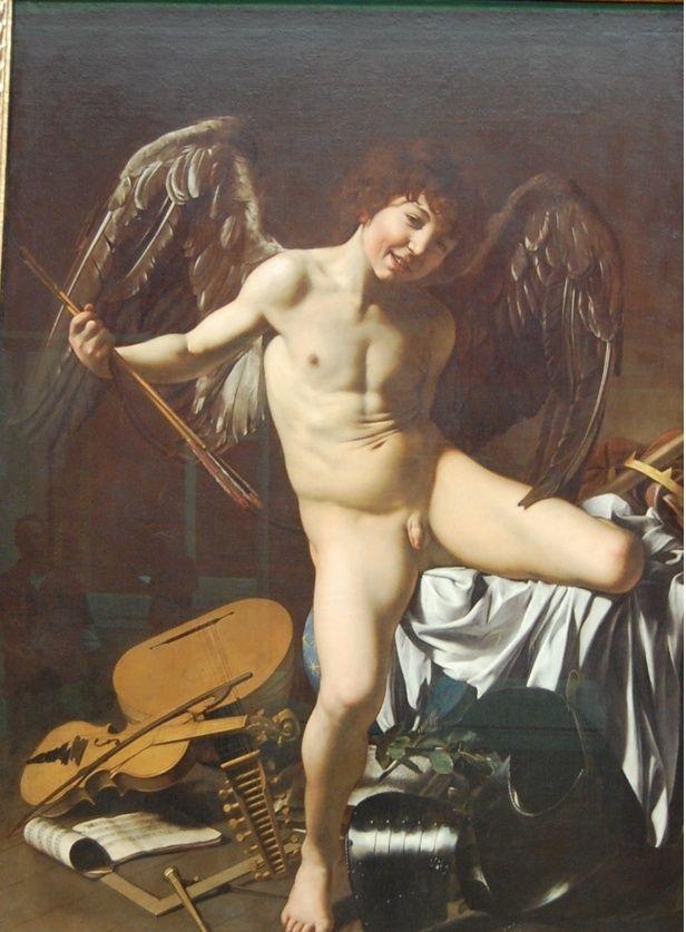 Exposition de Michelangelo Merisi da Caravaggio dit Caravage Carava13