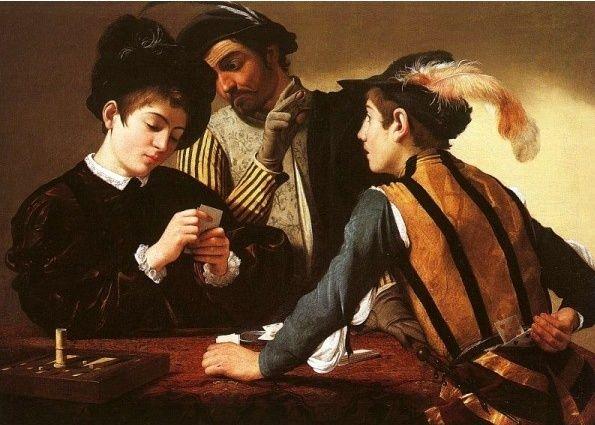 Exposition de Michelangelo Merisi da Caravaggio dit Caravage Carava14