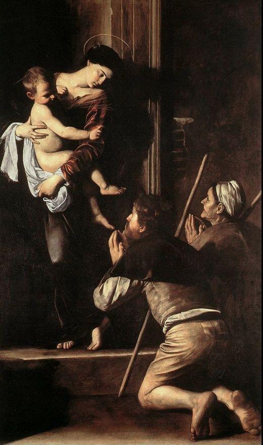 Exposition de Michelangelo Merisi da Caravaggio dit Caravage Carava16