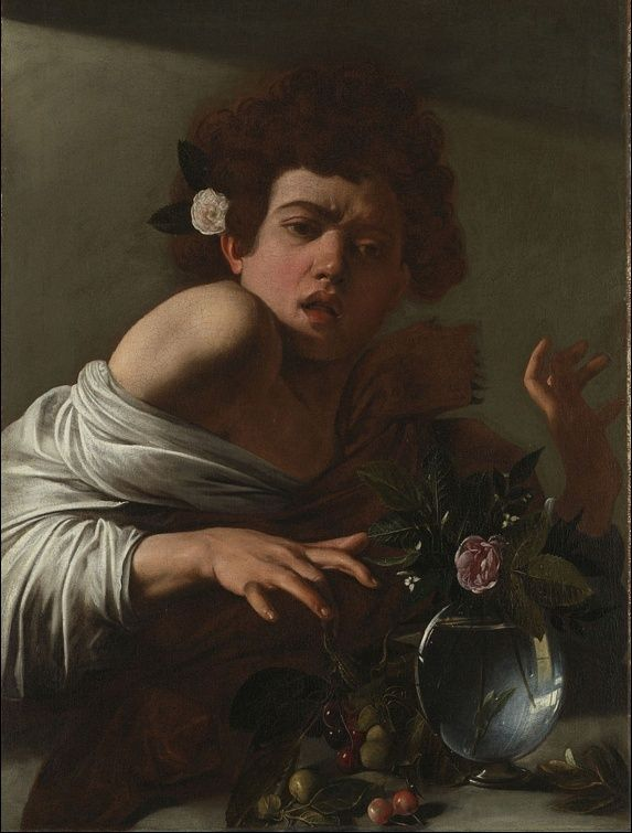 Exposition de Michelangelo Merisi da Caravaggio dit Caravage Carava19