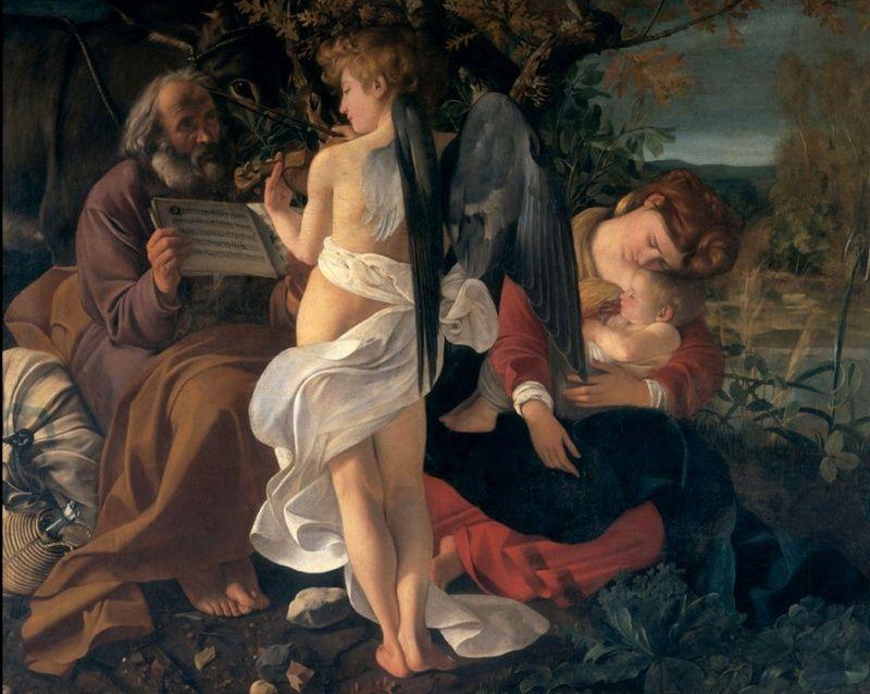 Exposition de Michelangelo Merisi da Caravaggio dit Caravage Carava21