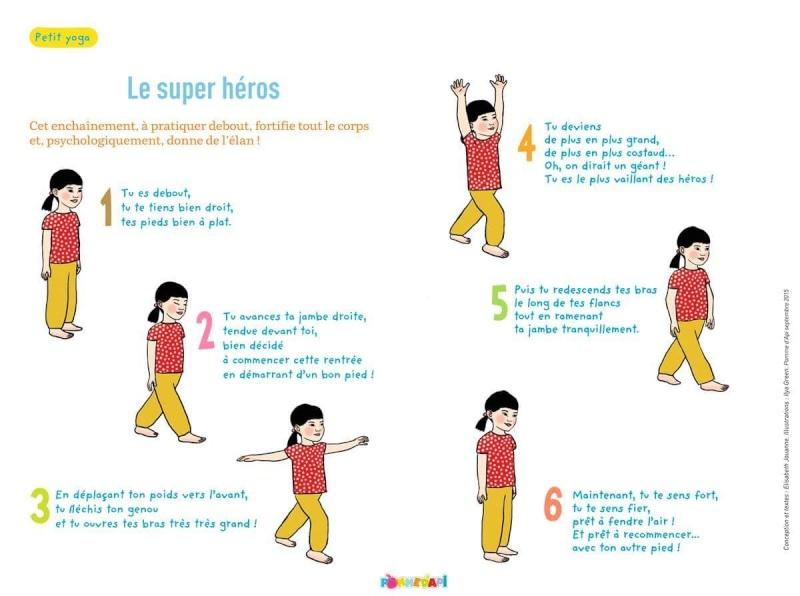 Yoga pour les enfants Image10