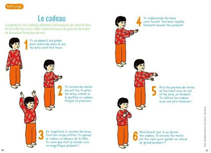 Yoga pour les enfants Image11