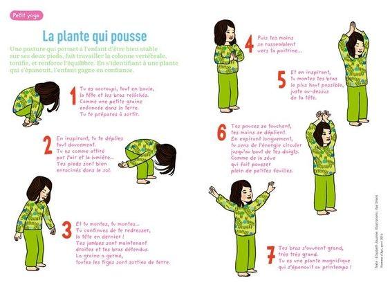 Yoga pour les enfants Image12