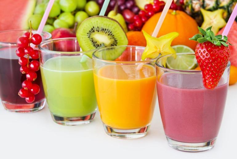 Recettes De Jus De Fruits Et Legumes
