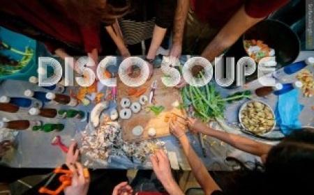DISCO SOUPE: la solidarité contre le gachis Image177