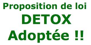 Loi DÉTOX votée Image200