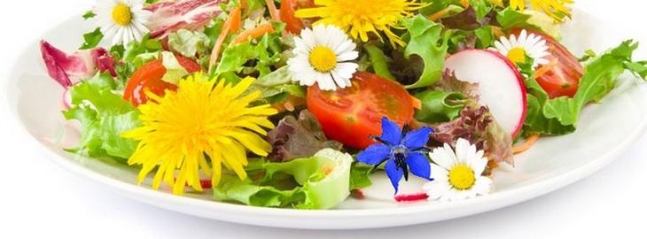 Les fleurs comestibles Image24