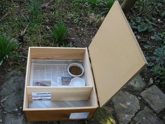 Comment fabriquer des hotels pour insectes et amis du jardinier Image32