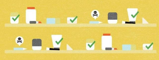 Substances toxiques dans les produits de soins quotidiens Image83
