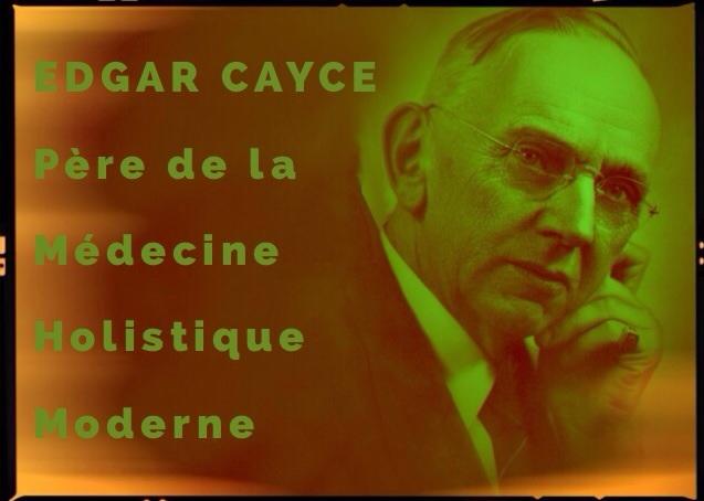 Edgar Cayce, père de la médecine holistique moderne Image88