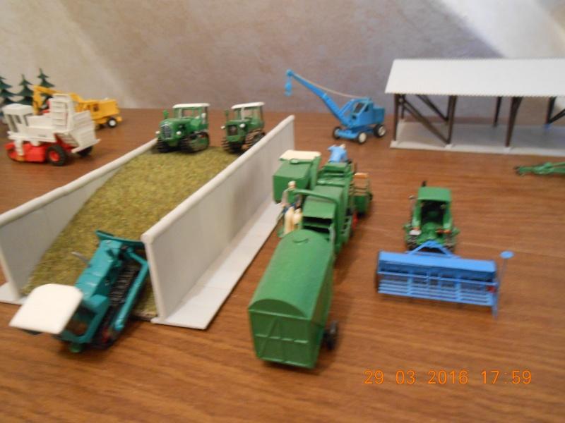 Ein kleiner Teil meiner Landtechnik Dscn0915