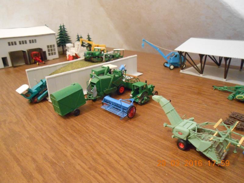 Ein kleiner Teil meiner Landtechnik Dscn0916