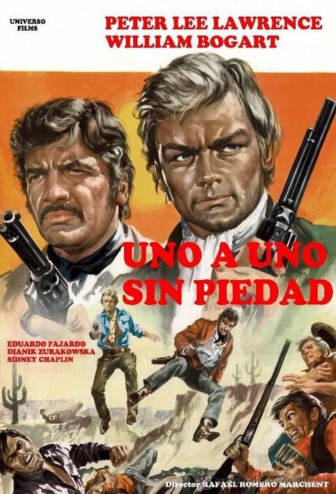 Un par un, sans pitié - Uno a uno sin piedad - 1968 - Rafael Romero Marchent Un_a_u11
