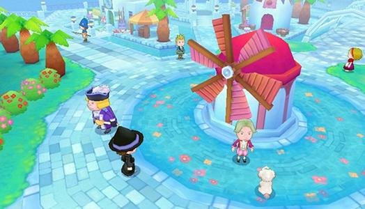Fantasy Life (Test 3DS) 0311