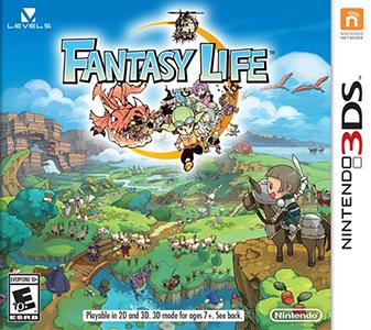 Fantasy Life (Test 3DS) 40241012