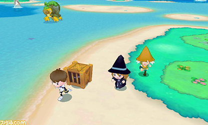 Fantasy Life (Test 3DS) Fantas36