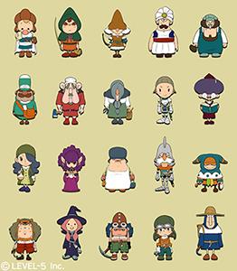 Fantasy Life (Test 3DS) Fantas40