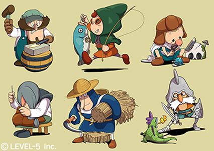 Fantasy Life (Test 3DS) Fantas41