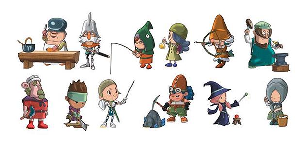 Fantasy Life (Test 3DS) Fantas43
