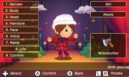 Fantasy Life (Test 3DS) Fantas44