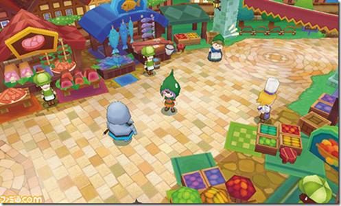 Fantasy Life (Test 3DS) Fantas45