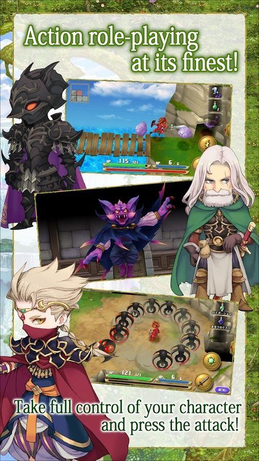 La saga Seiken Densetsu - Page 4 Unname11