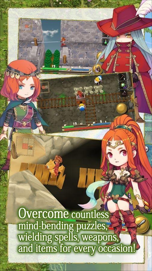 La saga Seiken Densetsu - Page 4 Unname13