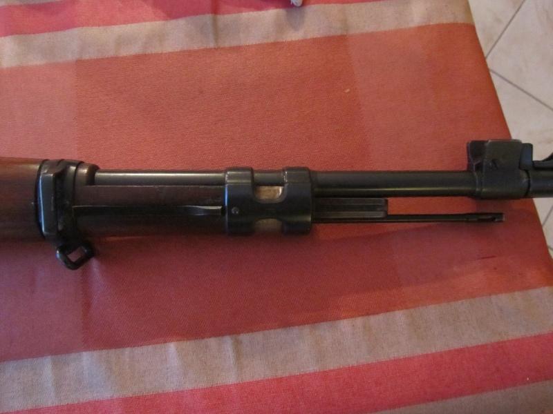 Bouchon de canon pour Mauser 98k Mauser12